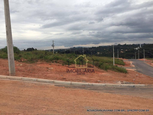 Imagem 1 de 5 de Terreno Residencial À Venda, Chácaras Do Peroba, Jandira - Te0880. - Te0880