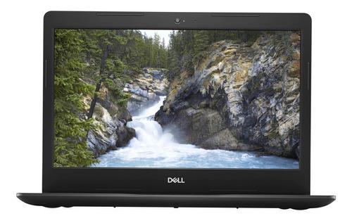 """Imagen 1 de 7 de Notebook Dell Vostro 3490 negra 14"""", Intel Core i5 10210U  8GB de RAM 1TB HDD, Intel UHD Graphics 60 Hz 1366x768px Windows 10 Pro"""