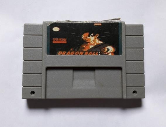 Dragon Ball Z Super Butouden 2 Super Nintendo Snes