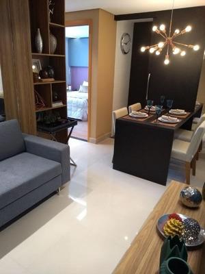 Apartamento Em Campo Grande, Rio De Janeiro/rj De 40m² 2 Quartos À Venda Por R$ 144.000,00 - Ap194842