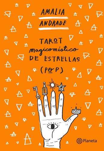 Tarot Magico Mistico De Estrellas Pop (libro Nuevo) Amalia