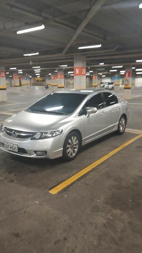 Imagem 1 de 6 de Honda Civic 2011 1.8 Lxl Se Couro Flex Aut. 4p