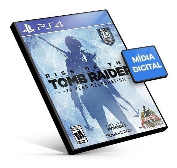 Rise Of The Tomb Raider_mídia Digital_ps4