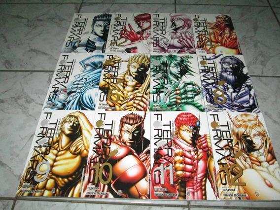 Manga Terra Formars 1 Ao 13