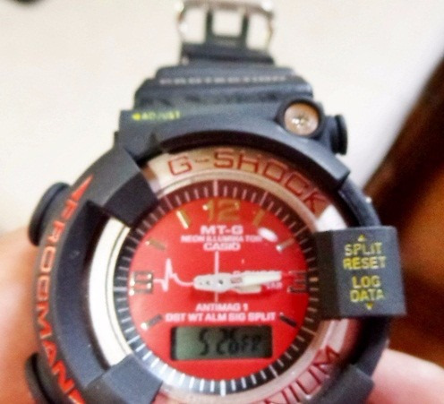 Casio Frogman Titanium Dw 8200 Relojes en Mercado Libre Chile