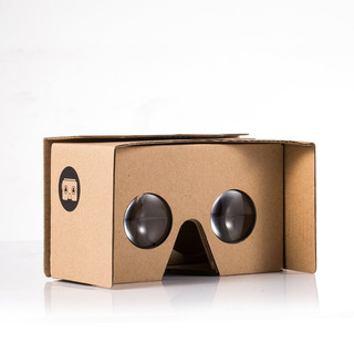 Lentes De Realidad Virtual I Am Cardboard Kt 2