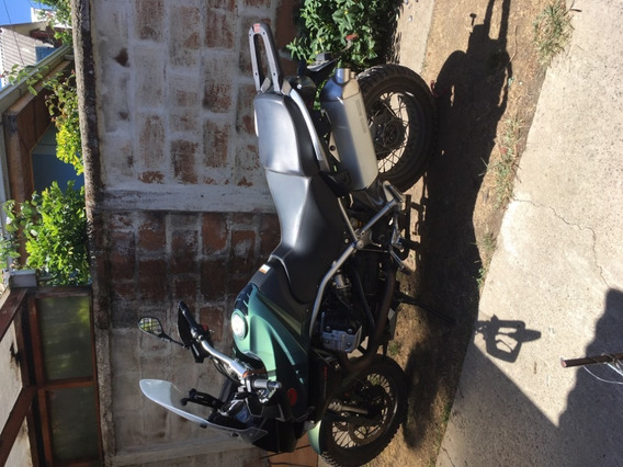 Moto Guzzi 1200 Año 2014