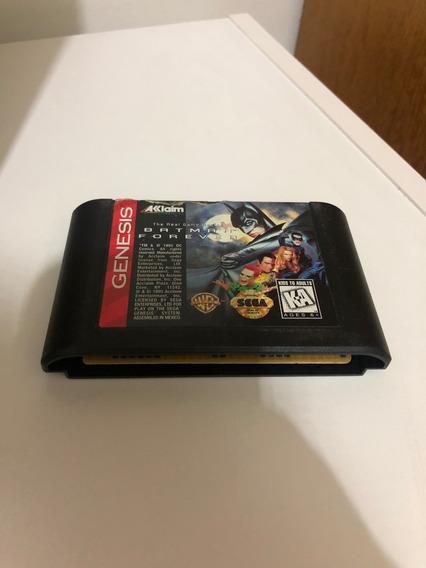Batman Forever Sega Genesis Mega Drive Original