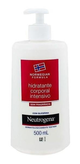 Hidratante Corporal Neutrogena Norwegian Body 500ml