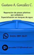 Servicio Técnico De Soldadura Plástica Tanques Y Parachoques