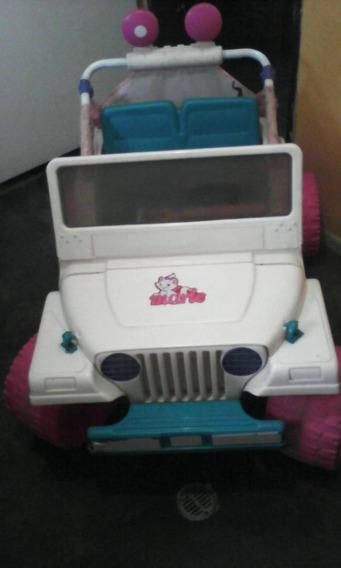 Carro Electrico Para Niña Tipo Jeep