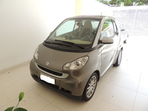 Smart Fortwo Coupe Passion 1.0 Turbo Automático