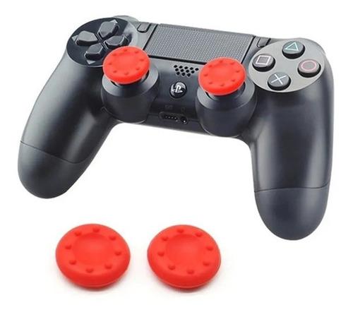 Imagen 1 de 5 de Cubre Joystick Grips Stick Dualshock Gomas Ps4 Ps3 Xbox
