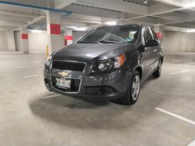 Chevrolet Aveo 4p Lt L4 1.6 Man