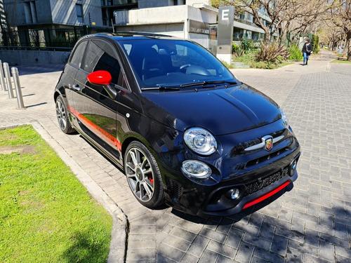 Imagen 1 de 9 de Fiat 500 2018 1.4 Abarth 595 165cv