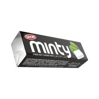 Pastilha Minty Menta Extraforte Docile - 40 Unid. De 17g
