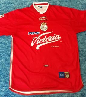 Jersey Deportivo Toluca Diablos Rojos Atletica 2000
