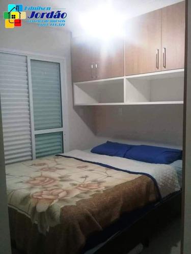 Imagem 1 de 11 de Cobertura Mobiliada 2 Dormitórios Com Suíte E Próximo De Com - 1705