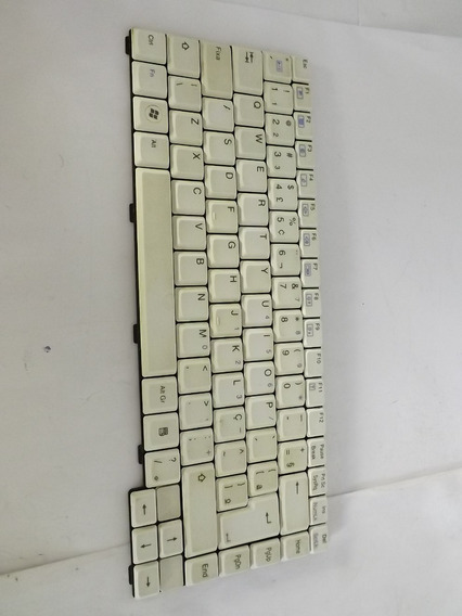 Teclado Original Sn1066 Notebook Megatron Intel Core 2 Duo