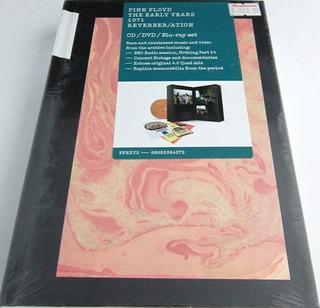 Pink Floyd - The Early Years 1971 Nuevo Cd Dvd Blu Ray Set