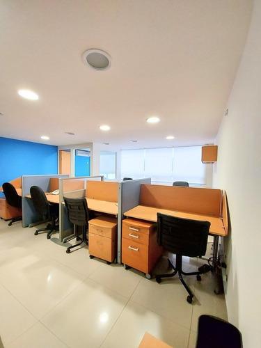 Imagen 1 de 13 de Renta Oficina Amueblada  En Pedregal