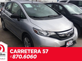 Honda Fit 1.5 Cool 2015 Plata
