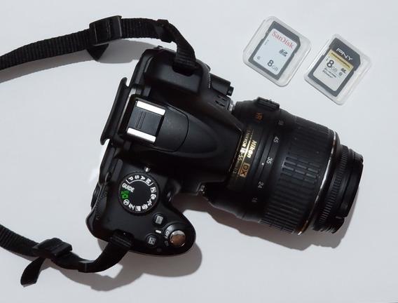 Câmera Nikon D3000 - Super Desconto!