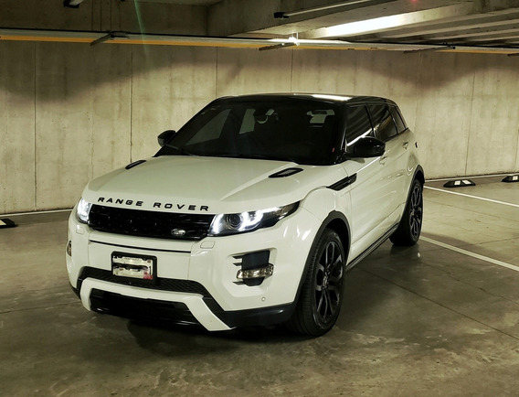 Land Rover Evoque Dymanic