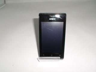 Celular Sony Xperia C1604 Completo Porem Tela Fica Branca F6