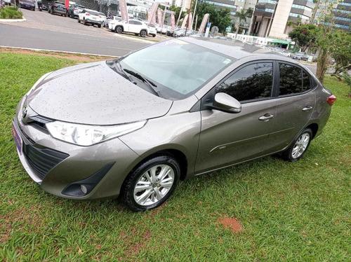 Toyota Yaris Sedan 1.5 Xl Plus Tech Cvt (flex)