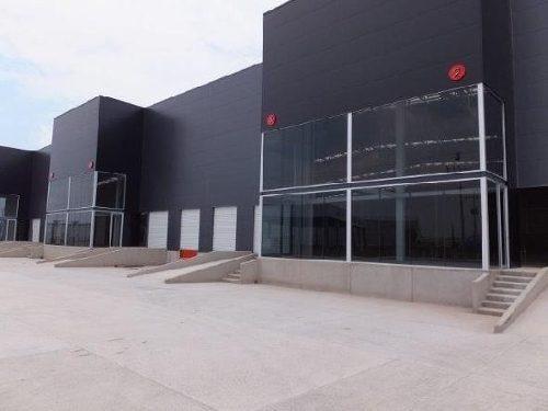 Nave Industrial En Renta Nueva Por La México - Querétaro