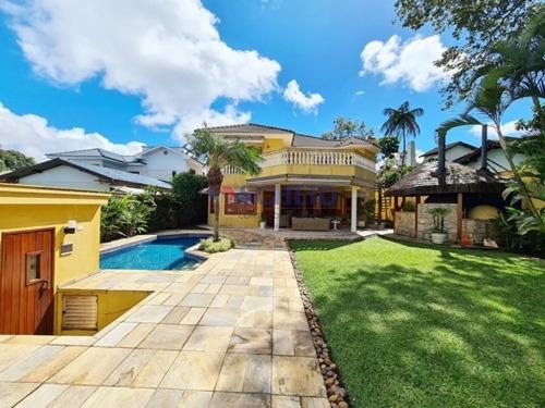 Magnífica Residência Em Condomínio De Alto Padrão - Mr75685