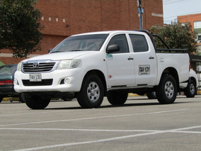 Toyota Hilux Mt 2500 Aa Ab Abs 4x4