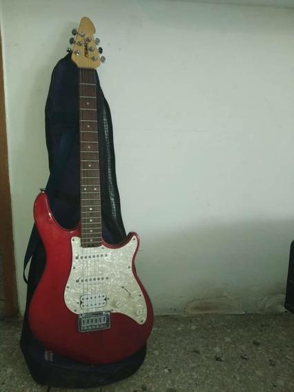 Guitarra Eléctrica Más Amplificador.