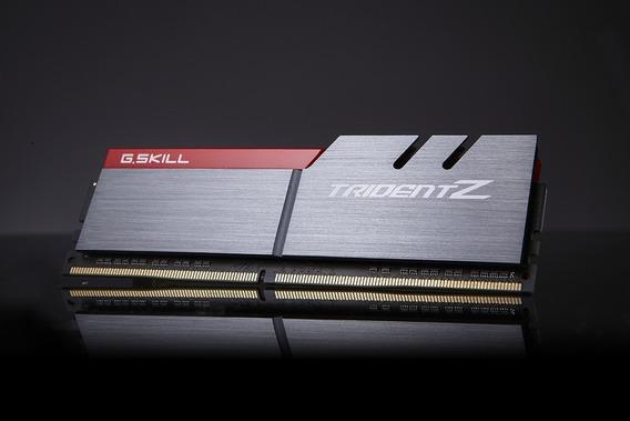 Memória Ddr4 G.kill Tridentz 2x8g Frequência 3.000 Mhz