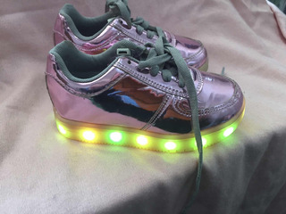 Tenis Con Luces No18