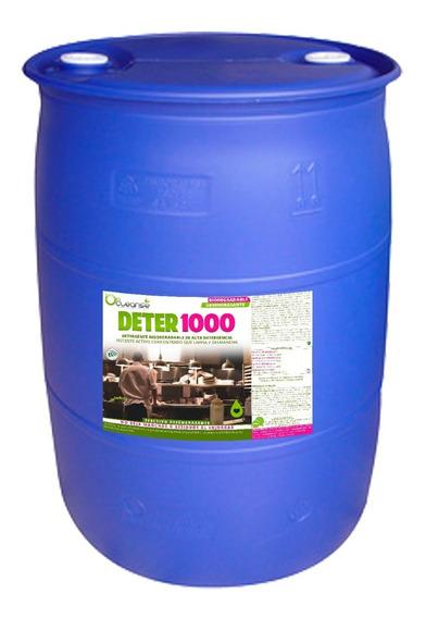 Detergente Multiusos Industrial Concentrado Ecológico 200 L