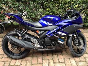 Yamaha Yzf R15 Azul