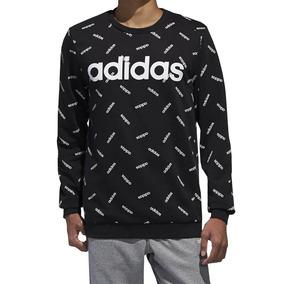 7b9941baffd Blusa adidas Moletom Graphic Ess Aop Masculina Dw7863