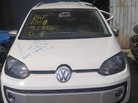 Volkswagen Up! 1.0 Tsi Speed 5p - Sucata Para Peças