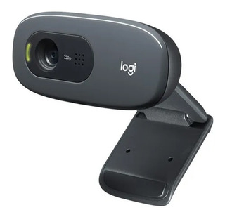 Webcam Logitech Portable Hd C525 720p Autofoco Microfono Sky