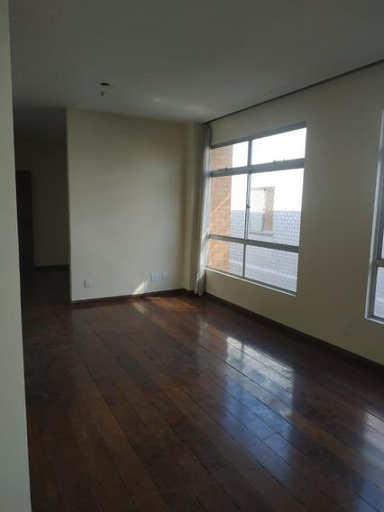 Apartamento Com 3 Quartos Para Alugar No Santa Rosa Em Belo Horizonte/mg - 2643