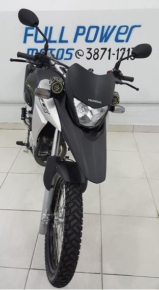 Honda Xre 300 Verde 2018/2018