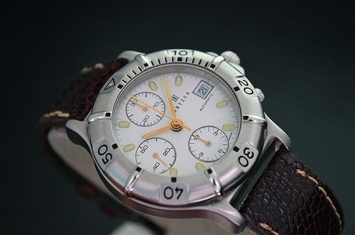 Dryzun Chronograph Automatic - Valjoux 7750 - Lindo E Mint