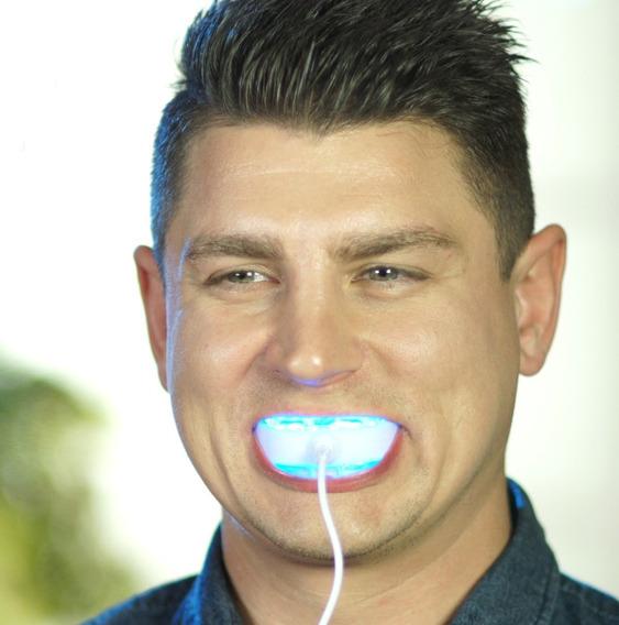 Blanqueador Dental New Electrico Profesional Formula 2019