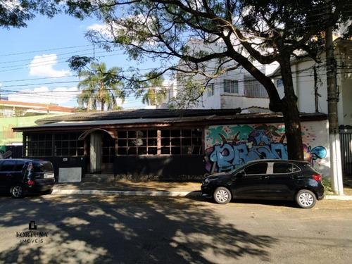 Imagem 1 de 10 de Casa Térrea Para Reforma Na Vila Mariana - Ca10308 - 69451774