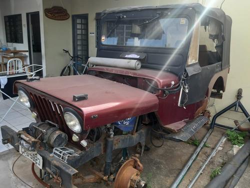 Imagem 1 de 11 de Jeep Willis