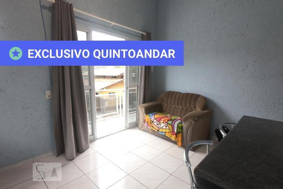 Casa Mobiliada Com 2 Dormitórios E 1 Garagem - Id: 892954875 - 254875