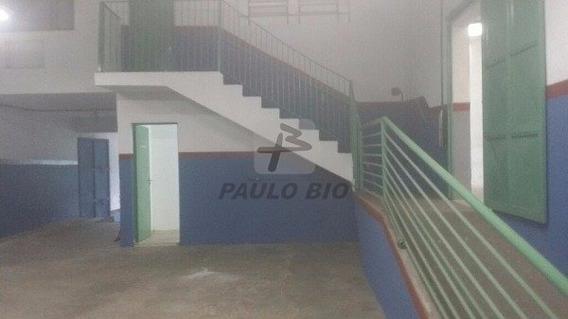 Galpao Industrial - Parque Capuava - Ref: 4908 - V-4908