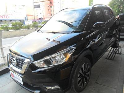 Nissan Kicks 1.6 Sv Limited 4p 2017 Impecavel
